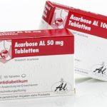 Акарбоза | Acarbosum
