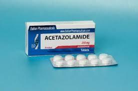 Ацетазоламид | Acetazolamide