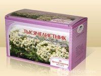 Тысячелистника обыкновенного трава | Achillea millefolii herba