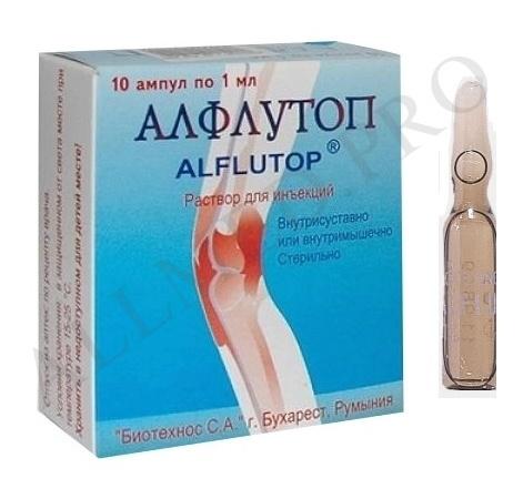 Алфлутоп | Alflutop