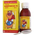 Амброксол 15 детский | Ambroxolum