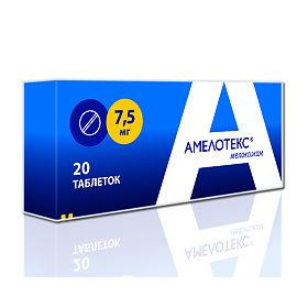 Амелотекс таблетки   Amelotex