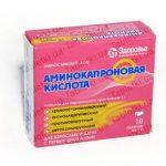 Аминокапроновая кислота   Aminocaproic acid