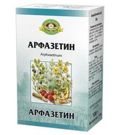 Арфазетин   Arphasetin