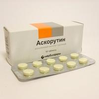 Аскорутин | Ascorutin