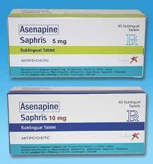 Азенапин   Asenapinum