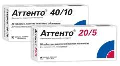 Аттенто | Attento