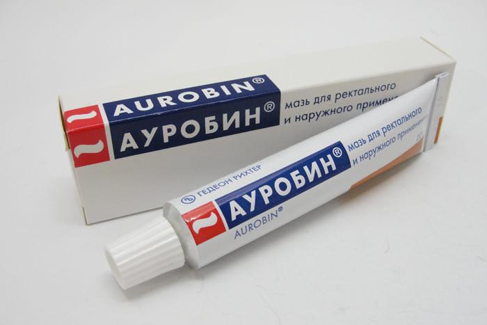 Ауробин   Aurobin