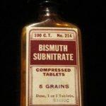 Висмута субнитрат | Bismuth subnitrate