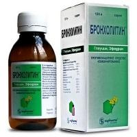 Бронхолитин   Broncholytin
