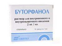 Буторфанол | Butorphanol