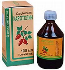 Каротолин   Carotolinum