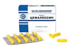 Цефалексин | Cefalexin