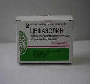 Цефазолин   Cefazolin