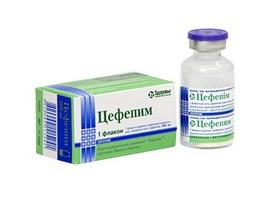 Цефепим | Cefepimum