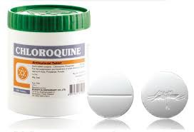 Хлорохин | Chloroquinum