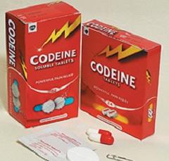 Кодеин | Codeinum