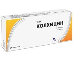 Колхицин | Colchicine