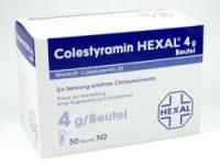 Колестирамин | Colestyramine
