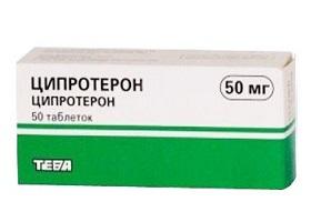 Ципротерон   Cyproteronum