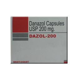 Даназол   Danazol