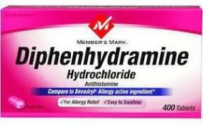 Дифенгидрамин | Diphenhydramine