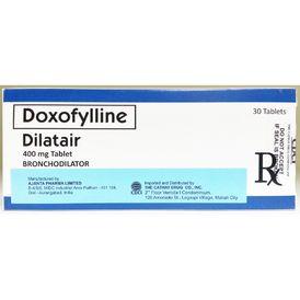 Доксофиллин | Doxofylline