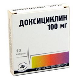 Доксициклин | Doxycycline