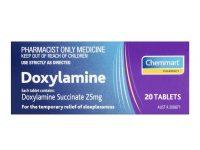 Доксиламин | Doxylamine