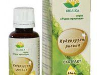 Кукурузных рылец экстракт жидкий | Extractum stigmatum maydis fluidum