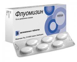 Флуомизин | Fluomisin