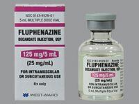 Флуфеназин | Fluphenazinum