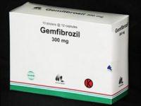 Гемфиброзил | Gemfibrozil