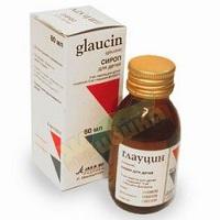 Глауцин   Glaucine