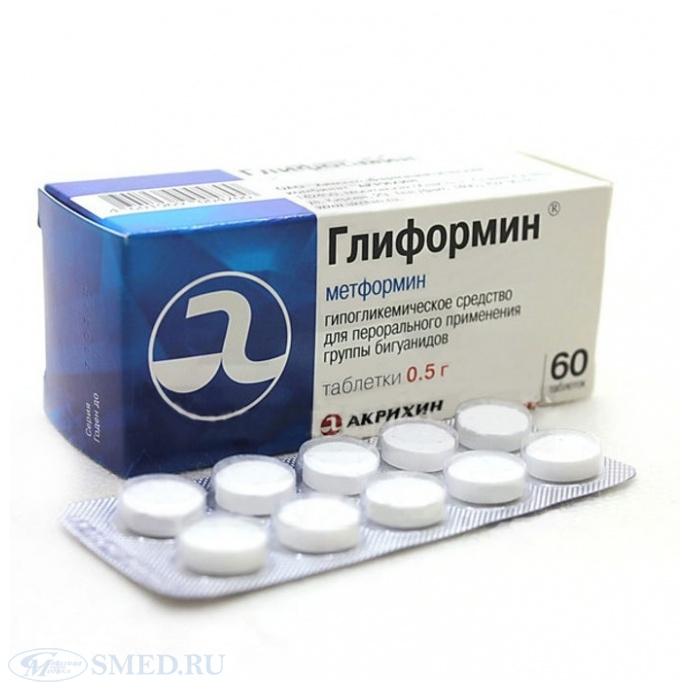 Глиформин | Gliformin