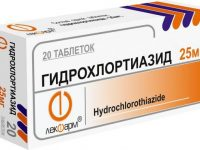 Гидрохлортиазид | Hydrochlorothiazidum