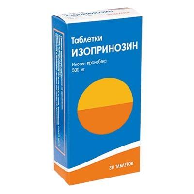 Изопринозин   Isoprinosine