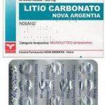 Лития карбонат | Lithii carbonas