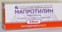 Мапротилин | Maprotiline