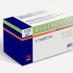 Мебендазол   Mebendazole
