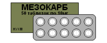 Мезокарб   Mesocarb