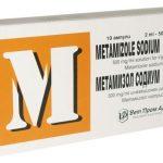 Метамизол натрия | Metamizole sodium