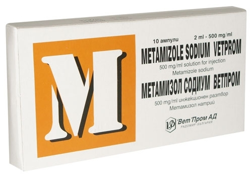 Метамизол натрия | Metamizole sodium