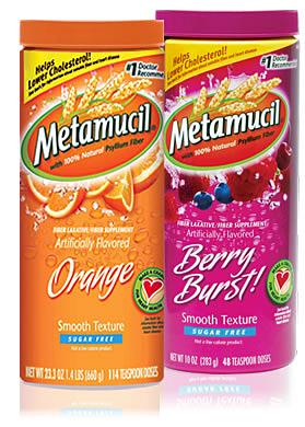 Метамуцил   Metamucil