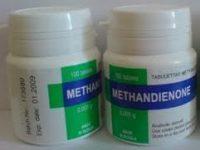 Метандиенон   Metandienonum