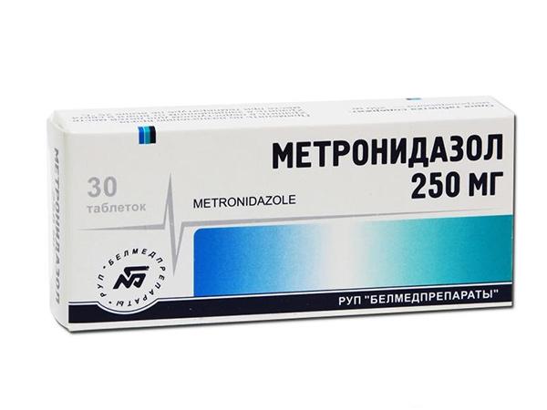 Метронидазол | Metronidazole