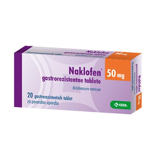 Наклофен | Naclofen