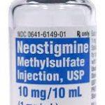 Неостигмина метилсульфат | Neostigmine methylsulphate