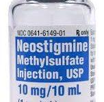 Неостигмина метилсульфат   Neostigmine methylsulphate