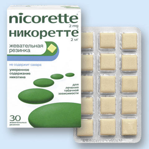 Никоретте | Nikorette